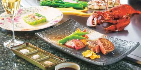 鉄板焼き ときわ 二条城 京都御苑 京都 ホテルレストラン おすすめ