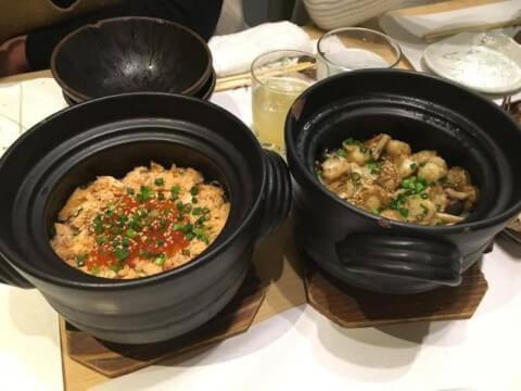 魚沼釜飯と新潟郷土料理 つみき神楽坂 居酒屋 おすすめ 和食 海鮮 魚介