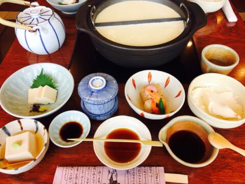 順正 おかべ家 京都 ディナー 安い おすすめ 和食 湯葉