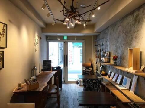 Organic Cafe ゆきすきのくに 西荻窪 カフェランチ