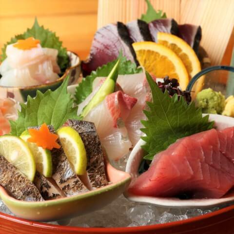 有楽町 居酒屋 ほっこり 魚料理