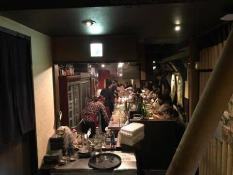 絶好調てっぺん 新宿 居酒屋 和食 海鮮 魚介 安い 個室