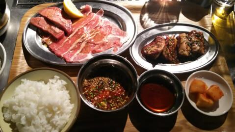 熟成焼肉肉源 六本木店 おすすめ ランチ