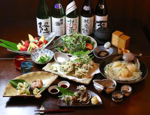 藤沢のおしゃれで安いおすすめ居酒屋、個室つきの菜音