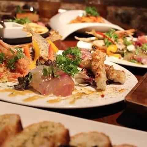 渋谷 ディナー ズーガンズー オーストラリア 料理