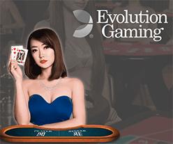 evolution gaming anzbet