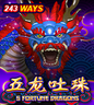 Games- 5 Fortune Dragon