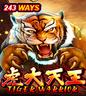 Games- Tiger Warrior