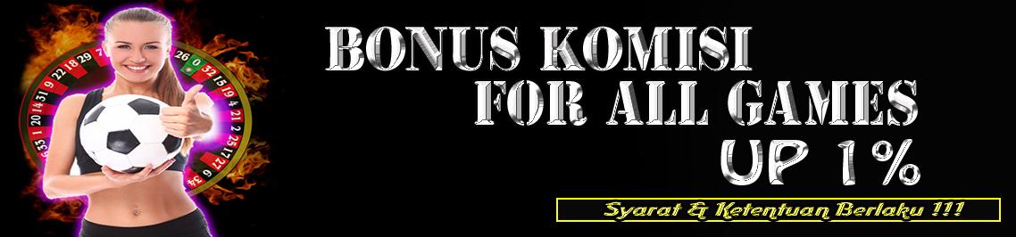 BONUS KOMISI