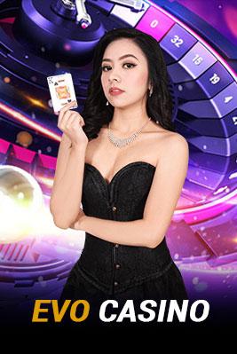promo online casino games EVO casino
