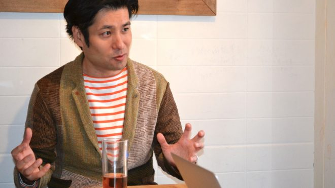 """山崎亮さん vol.1 コミュニティデザインで、地元の人に愛される""""場""""をつくる"""