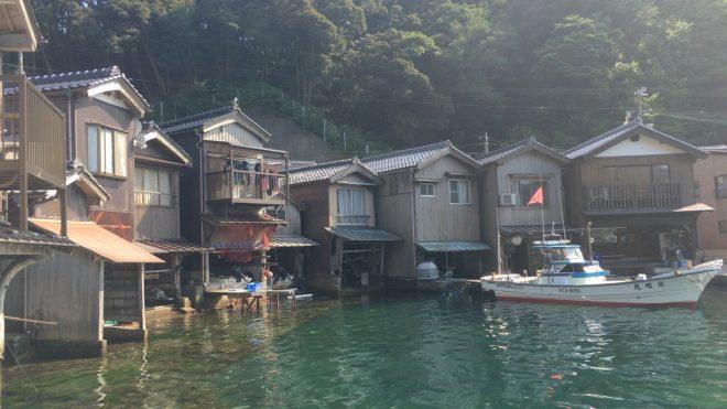 『海の京都』日本唯一の舟屋の里を守る