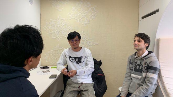 投資家インタビューVol.02 田中 直基さん
