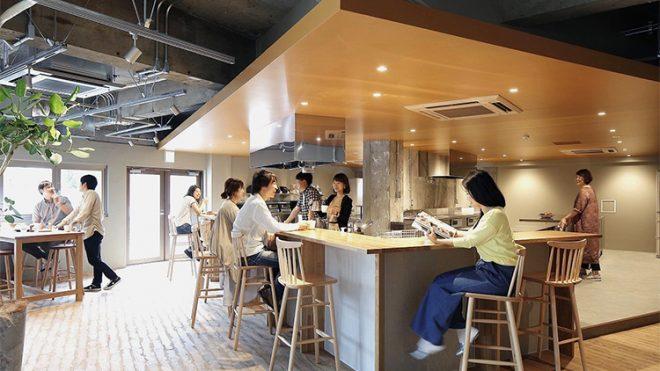 京都五條楽園で食文化をつくる共創シェアキッチン、テナント決定!