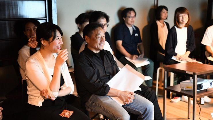 「空き家活用でエリアプロデュース」イベント@大津まち家オフィス結