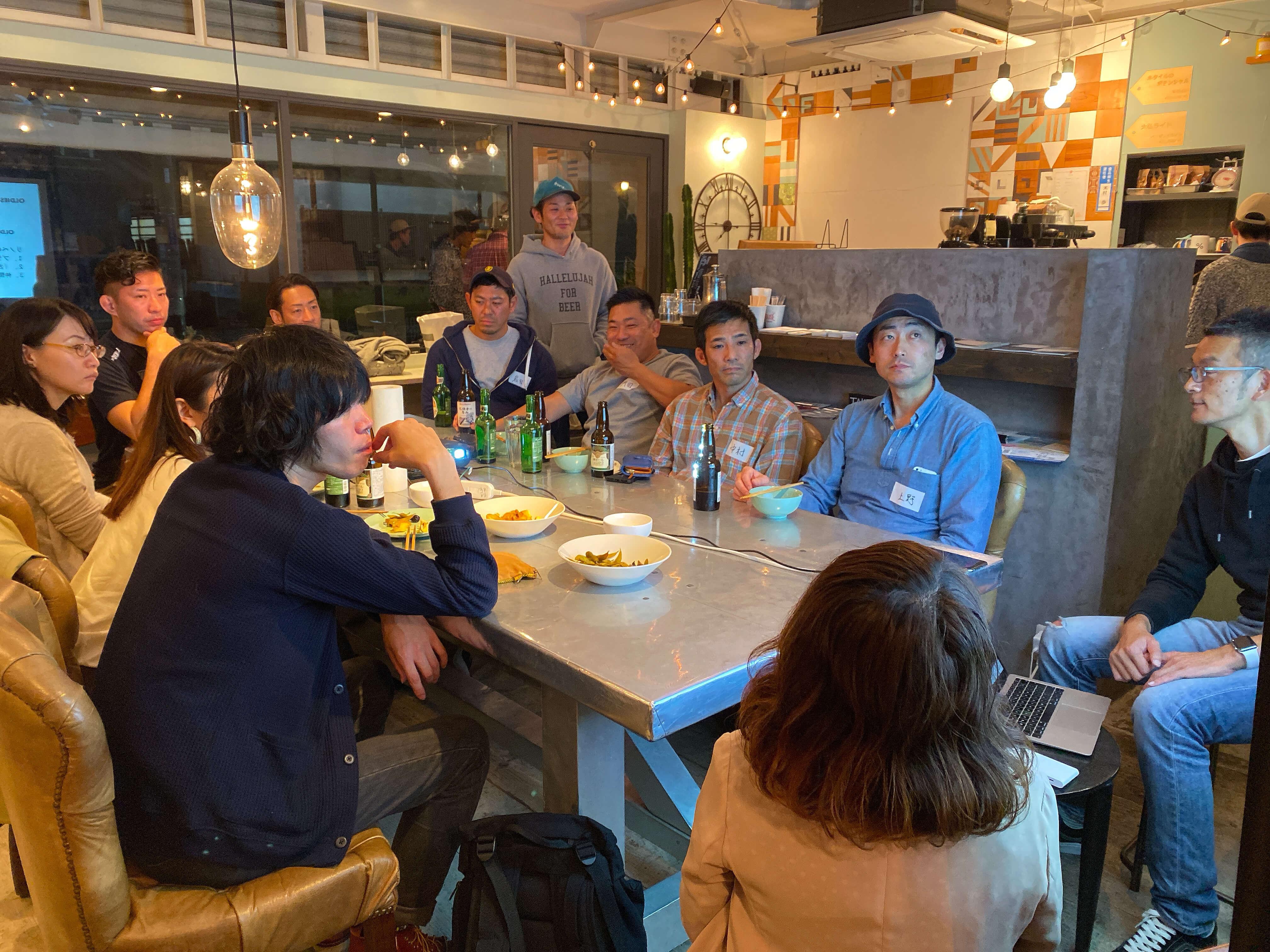 地域全体を盛り上げていく、みんなのダイナーのつくり方「松本市にオープンしたダイナーに参加しよう!」イベント開催レポート