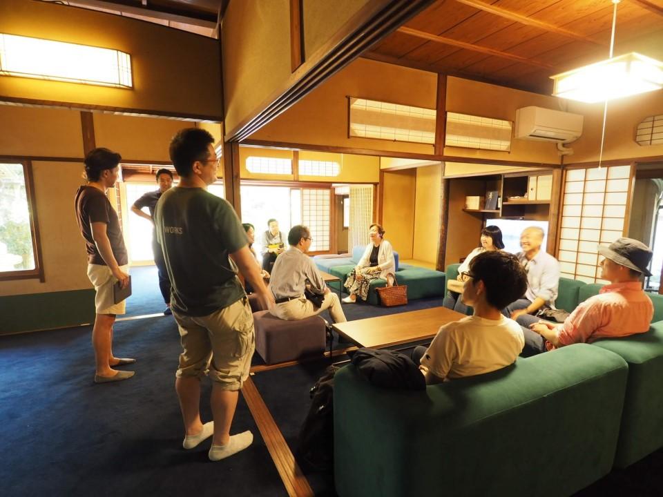 ひとのつながりを生む場、旧村上邸<鎌倉みらいラボ>の今後の展望