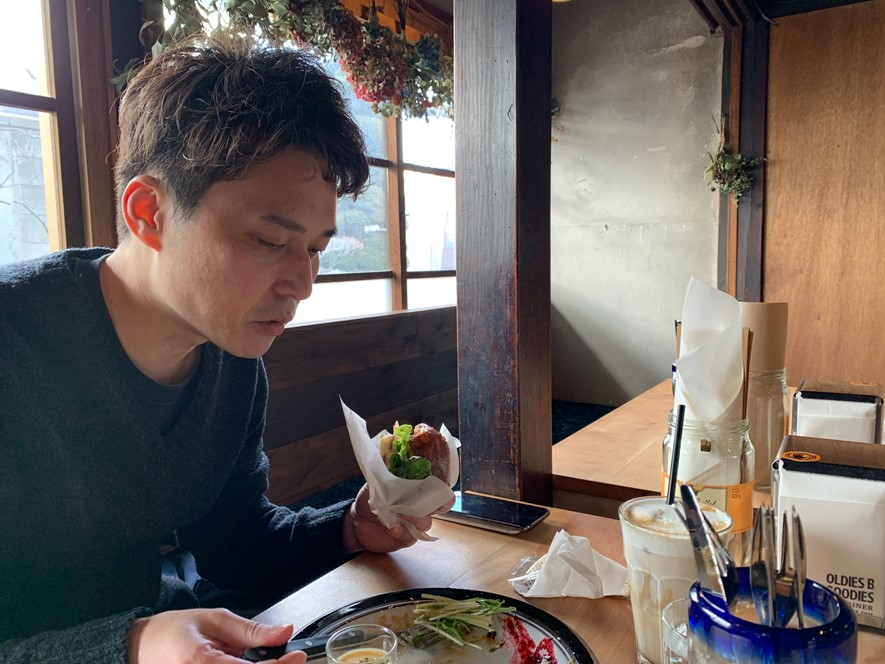 松本ダイナーが美味い!共感投資先へ日帰り弾丸ツアー