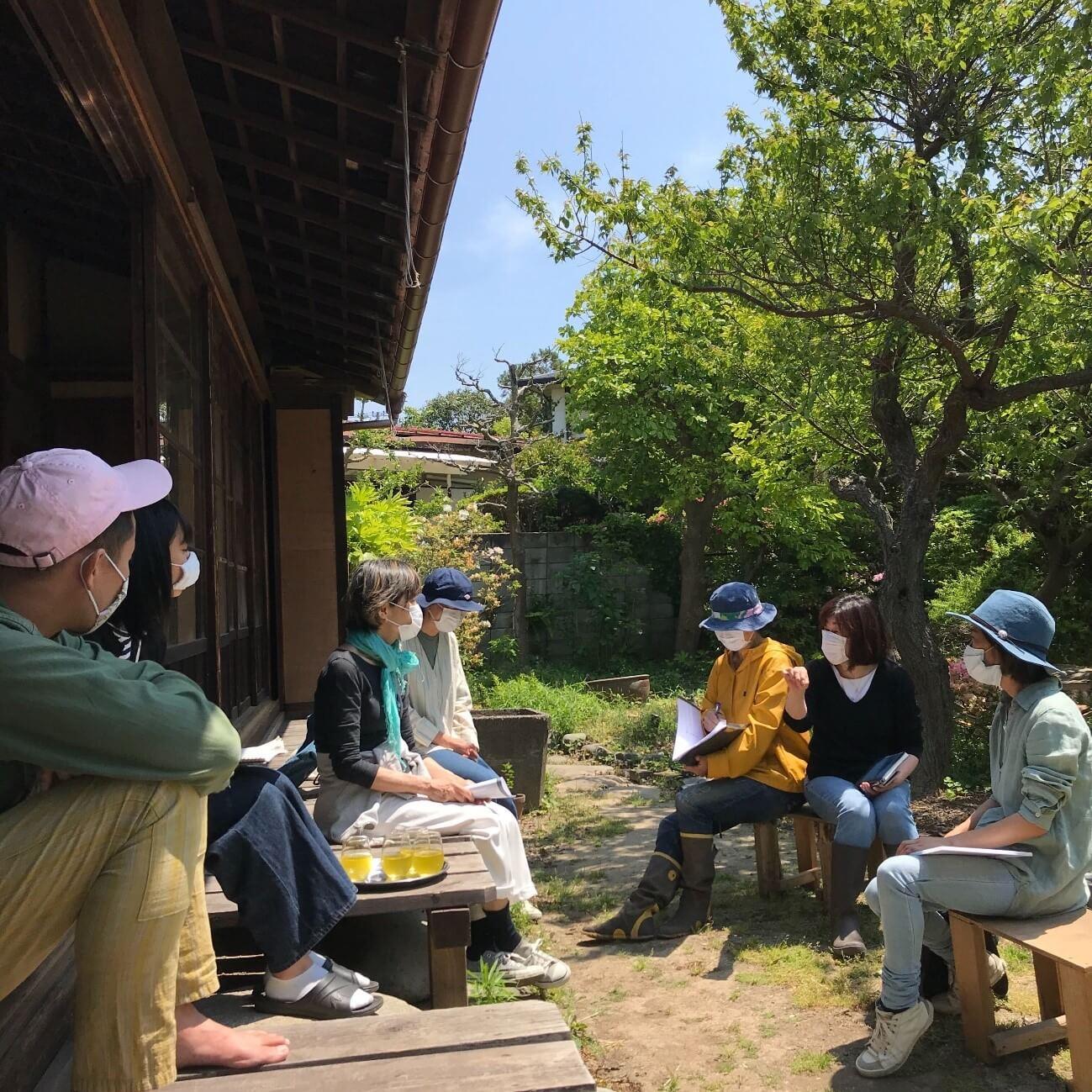 古民家・平野邸が「食」と「学び」を通した地域の交流の場に