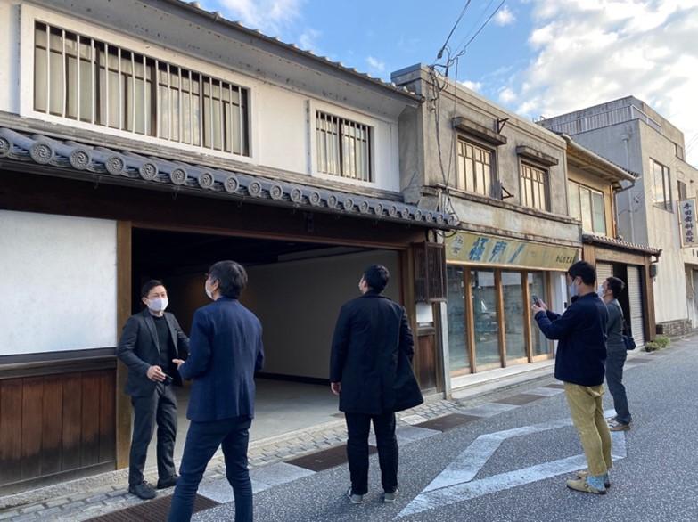 西播磨の重伝建地区、龍野を舞台に「まちや旅館プロジェクト」スタート!