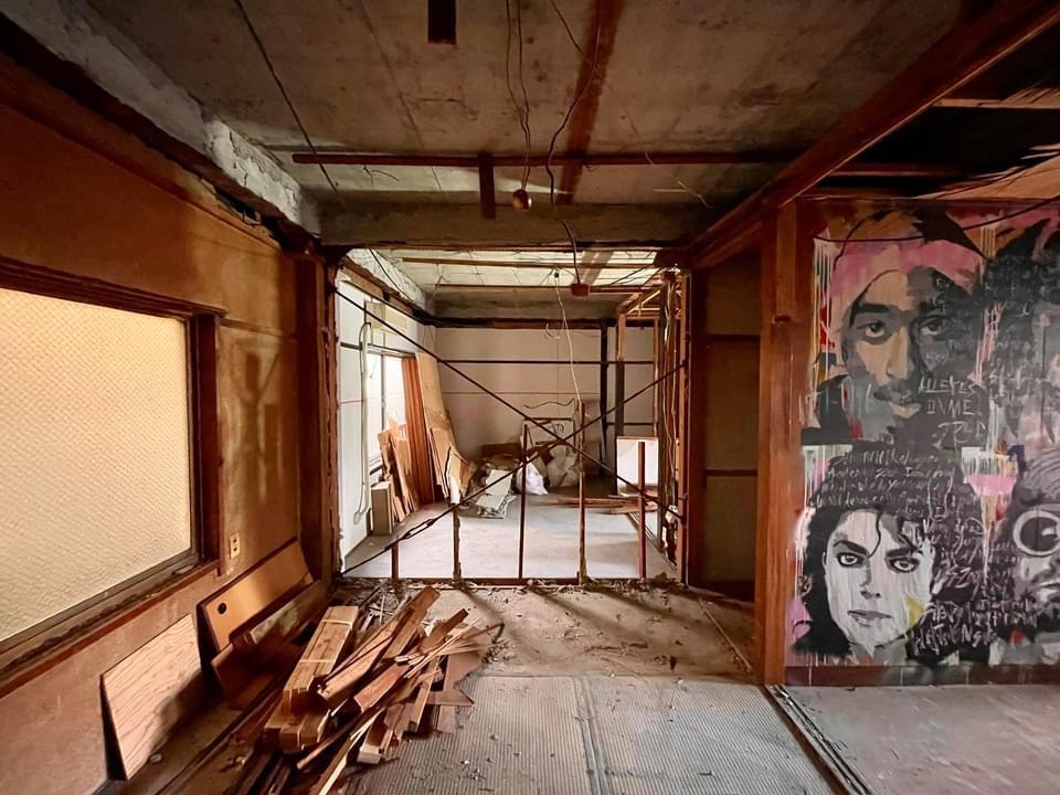 参加型DIY総集編! 大阪アートプロジェクト「ペイント・ラウンジ」の場ができるまで