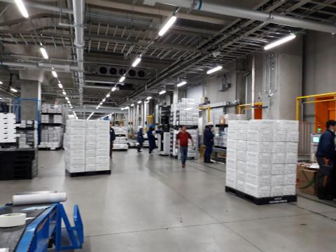 東京都 中央区 【就活!職業体験】 東京豊海冷蔵 - 冷凍倉庫体験ツアー ~食の安心安全を支える流通とは~