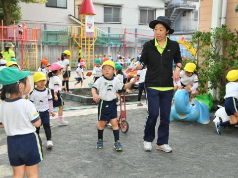 東京都 中野区 【就活!職業体験】『遊びが学び』をモットーに!幼稚園教諭一日体験ツアー