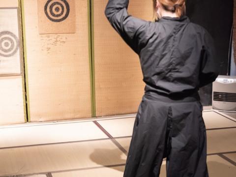 北海道 札幌市 日本文化体験・忍者修行体験ツアー‼(日本語・英語対応)