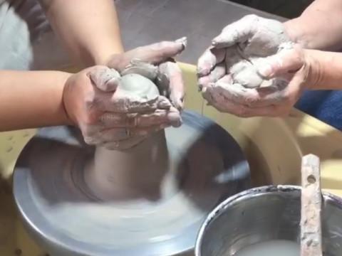 奈良県 桜井市 古民家で陶芸体験を楽しもう♪