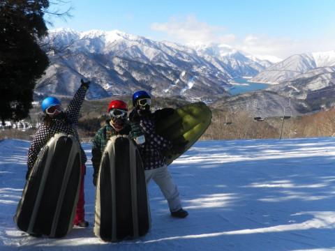 岐阜県 高山市 エアーボードの基本習得 & ステップアップ!!1日体験コース.