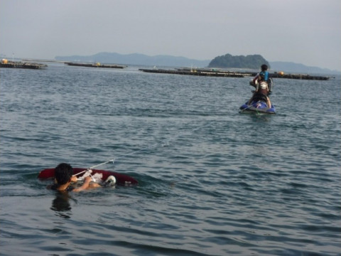 兵庫県 たつの市  【2時間貸切・3人以上限定 】 フライボード・ホバーボード・ジェットパックetc! 大人気のマリンスポーツを満喫
