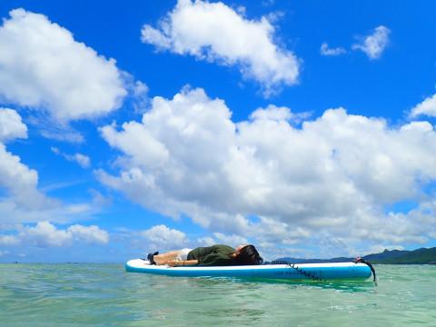 沖縄県 石垣島  世界が認めた「川平湾」をクルージング!新感覚アクティビティSUPorカヌー☆