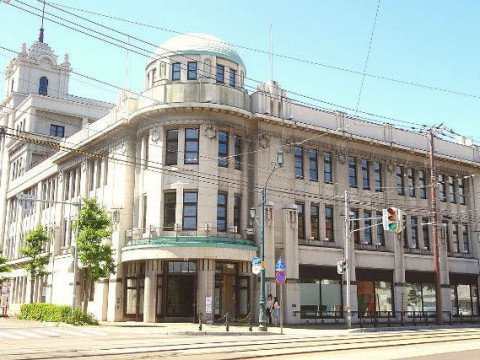 北海道 函館市 地元ガイドが案内する! ローカルネタ満載♪ ディープな魅力に感動!レトロな古建築カフェめぐり♪