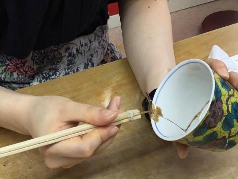 東京都 杉並区【金継ぎ体験】 金・土・日曜日開催 ☆ 伝統的な器の修復方法を学ぶ体験しよう!