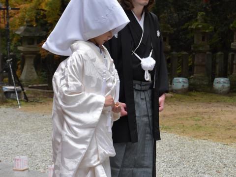 奈良県 桜井市 【日本式婚礼】 日本の始まりの土地で、古式ゆかしき日本式婚礼でお二人の記念をお手伝い!