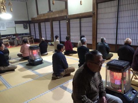 福島県 二本松市 約560年続く 永松山 龍泉寺 43代目ご住職から学ぶ「座禅体験」