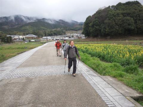 奈良県 明日香村 晩秋の飛鳥・山の辺の道を歩く歴史ウォーク 1日目