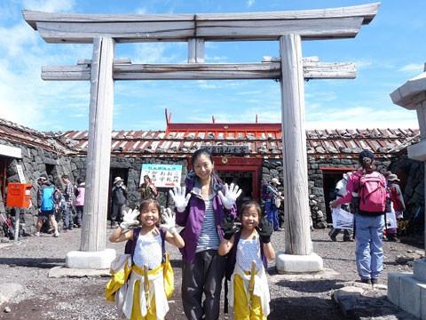 静岡県 富士山 【女性限定】 富士登山 ☆ 女性ガイドによる1泊2日ツアー(S3)