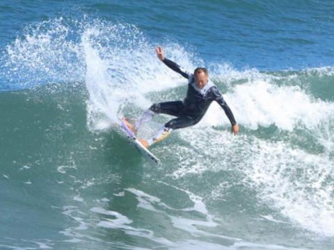福島県 いわき市 サーフィン体験 ☆ ボード & ウエットスーツ付き ♪ NSA公認1級保持のガイドが直接ご指導☆