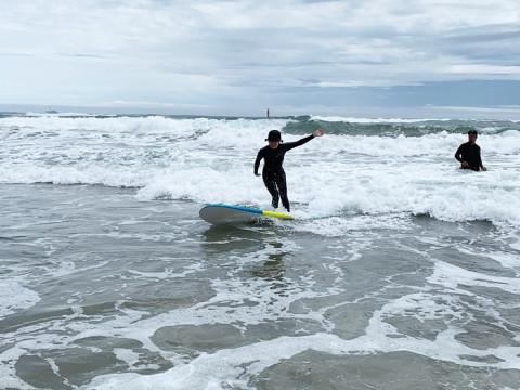 福島県 いわき市 【冬期 2人様以上】サーフィン体験 冬用ウエットスーツご持参の方限定プラン