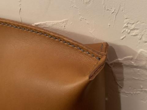 山梨県 富士吉田市 本格手縫い「トートバック作り体験(小サイズ)」☆ 世界にひとつだけのマイブランド・バックを作ろう ♪