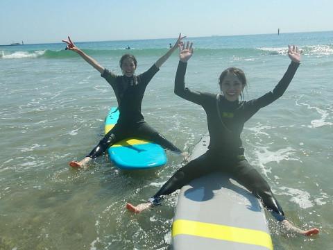 福島県 いわき市 サーフィン体験 ☆ サーフボード・ブランドウェットスーツ貸出無料!NSA公認指導員やプロサーファーが伝授します ♪
