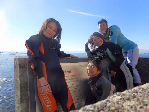 神奈川県 葉山町 1日だけの海洋学習でOK! ☆ PADI ゴールドカード スクーバダイバー取得プラン