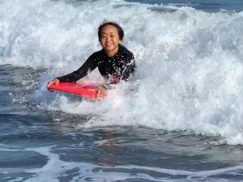 神奈川県 茅ヶ崎市 【1人様限定】サーフィン体験 ☆ 初心者レッスン