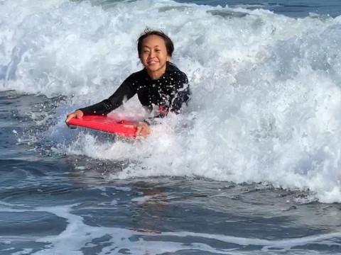 神奈川県 茅ヶ崎市 【2人様~】サーフィン体験 ☆ 初心者レッスン