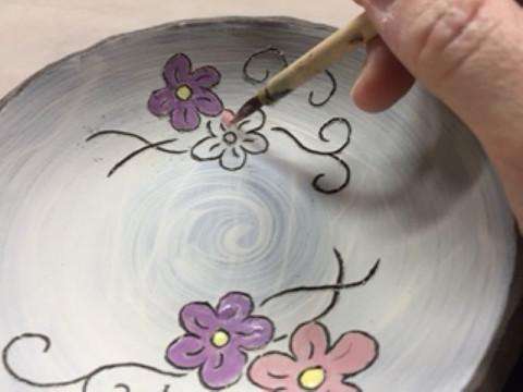 東京都 国立市 中級 たたら成形 陶芸体験90分×2回訪問 ☆ 3歳から参加OK
