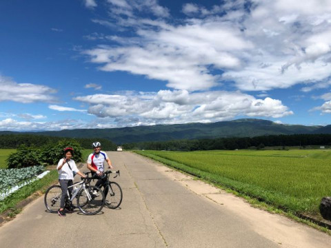長野県 茅野市 【2人様以上】 はじめての半日サイクリング ☆ レンタルバイク付きプラン♪