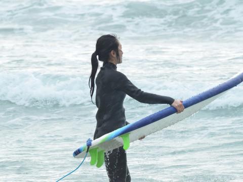 静岡県 下田市 【サーフィン】初めてのサーフィン ☆ パタゴニアアンバサダーが運営するスクールで学ぶ
