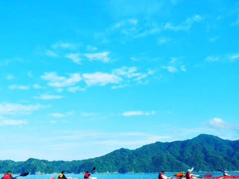 岩手県 宮古市 浄土ヶ浜シーカヤック ☆ 初心者向け奇岩の迫力を間近で体験!