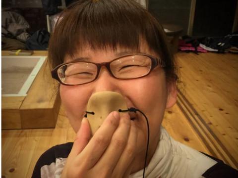 岐阜県 郡上市 和良町【2人様以上】ノーズフルート(鼻笛)作り ☆ みんなで演奏体験・ファミリーに大人気!